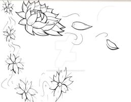 Future Flower Tattoos. by GrimHeartBlackRose