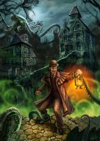 Mansions of Madness by DarkAkelarre