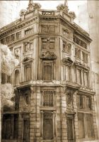 Old Building by Renancretino