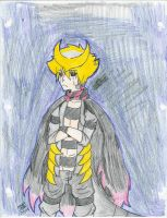 Godric the Giratina by SakanaxSoixMimiru