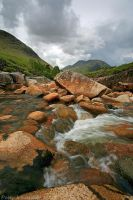 River Etive by Pistolpete2007