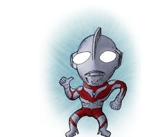 ultraman by Insizwa
