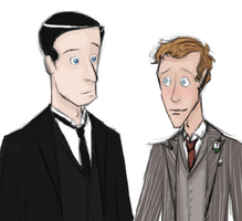 Jeeves and Wooster by MyDearWatson