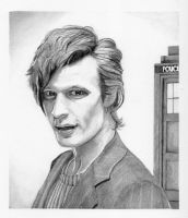 The Doctor by Jellyneau
