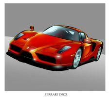 The First F is for Ferrari by MobileSuitGio