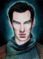 John Harrison by Pevansy