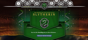 Oh yeah, I'm in Slytherin! by UndertakerisEpic