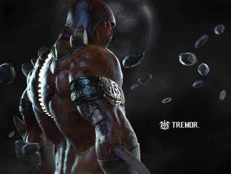 Tremor - Mortal Kombat by jaggudada