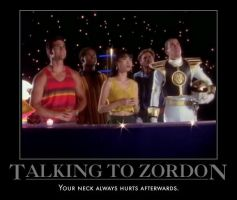 Talk To Zordon by scottasl