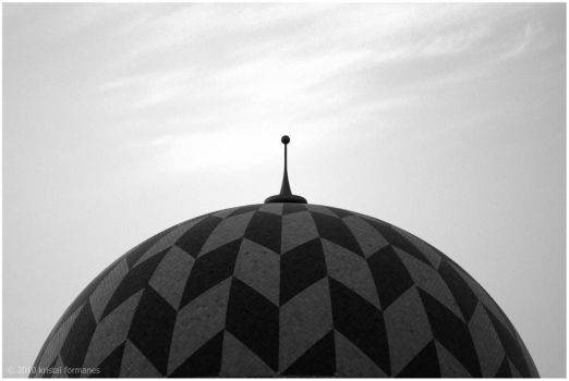 Dome Roof by krissikates