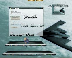 Stealth O.D. 2.0 Skin UI by frankell