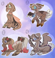 Offer to Adopt .:CLOSEED:. by whispii