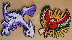 Pokemon sprite bead 6 by Chiki012
