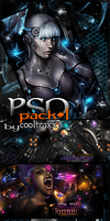 PSD Pack by cooltraxx by cooltraxx