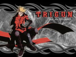 Trigun Wallpaper by Panthrys
