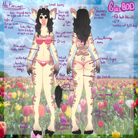 Gia's Bod Ref by Faunella
