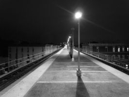Ghostly Train Station by Brooklyn47