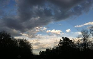 Cloudy Day #1 by annieheart12