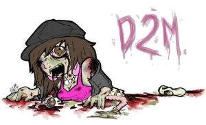 D2M_ZOMBEH by Death2Moogles