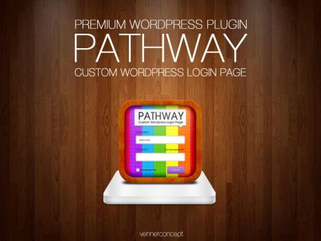 Pathway - Custom WP Login Page by vennerconcept