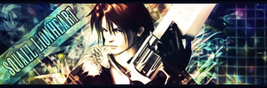 Squall banner by Anjiresu