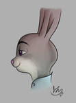 a JudyHopps Drawing i guess? by Nessi-Music