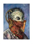 Christopher Carrion by CliveBarker