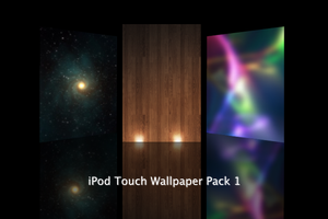iPod Touch wallpaper pack 1 by rdrg