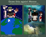 Draw this again meme by SandraLolcat