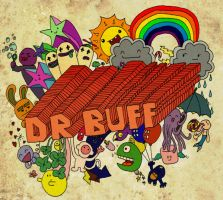 DR BUFF - Coloured 1 by Renegade-Hamster