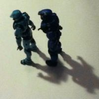 Halo Assassination Animation by OneOfLifesMysteries
