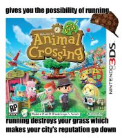 Scumbag Animal Crossing by Heumilch