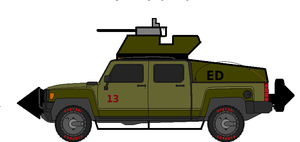 2014 Gm Defense Hummer H3t By Airsoftfarmer-d4pdzo by hardcase1