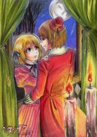 APH Liechtenstein and Romania by MelindaPhantomhive