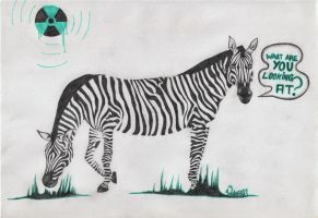 zebra mutation  0__o by valuca