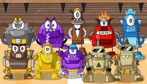 Mxls - Big Kids Class Photo by ZoomTorch20