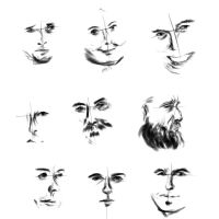 Headsketches184 by Quad0