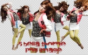 Bella Thorne PNG Pack by crazygirl98