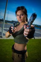 Lara Croft by IXISerenityIXI