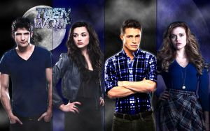 Teen Wolf Wallpaper by CertainlyLostFameGal