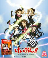 K-ON DVD Poster campaign by save00us