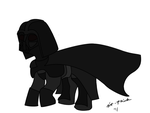 My Little Vader by Not-Think