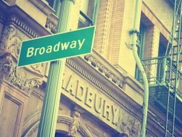 Broadway. by unagihime