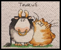 Cattitude Horoscopes Taurus by KezzaLN