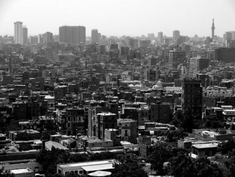 Cairo by madellajne