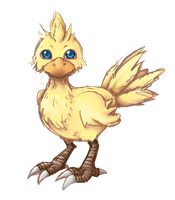 Final Fantasy: Chocobo by KaigaraProjects