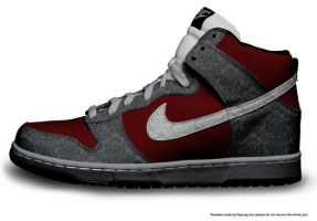 Nike high tops8 by CalledTheBeast