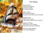 The pledge by Fathazard