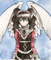 Goth ANGEL:.. by SS-Chan