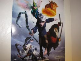Rise of the guardians Poster by NinjaAnimeHero